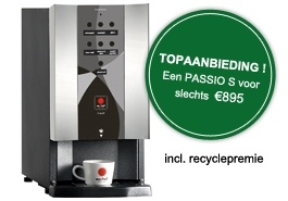 Koffiemachine van topkwaliteit