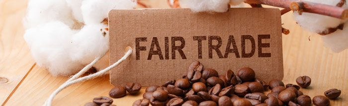 Fair Trade koffie