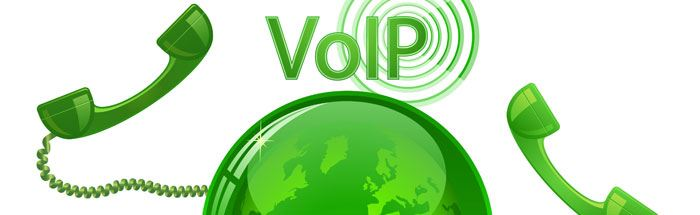 VoIP centrale